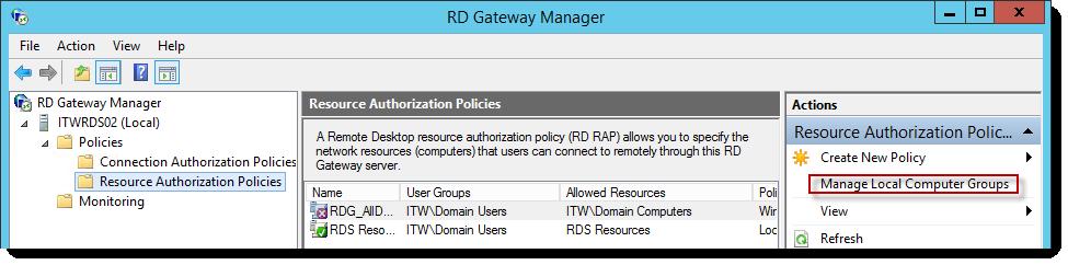 Step by Step Windows 2012 R2 Remote Desktop Services – Part